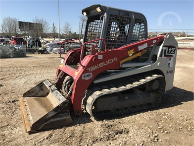 TAKEUCHI Skid Steers Auction Results - 73 Listings | AuctionTime com