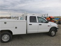 2007 Dodge Ram 2500 4 Door Work Truck