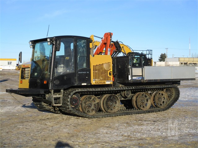 2014 PRINOTH PANTHER T8 For Sale In Spruce Grove, Alberta Canada