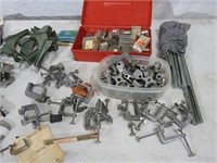shopsmith clamp system and bits