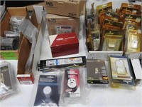lot of electrical parts
