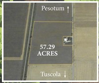 Tuesday, March 19th 57.29 Surveyed Acres Online Only
