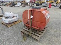 150 Gallon Rears 3pt Spray Tank