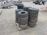 (16) Assorted Cayman Tires