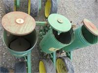Assorted John Deere Planters