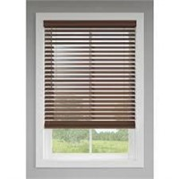"1"" PVC Light Filtering Blinds 38""x72"" /"