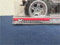 X Generation Friction Power Monster Racer
