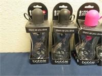(8) Bobble Water Filter Bottles