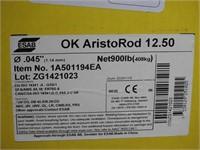esab ok aristo rod 12.50 wire
