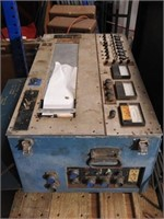 4- aluminum equipment boxes