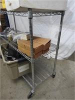 metro cart and hardware