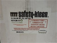 3- safety kleen recycling kits