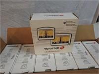 6 tom tom go2435 and 1 tom tom xl3400