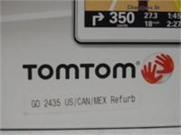 6 tom tom go 2435 and 1 xl340 refurbished