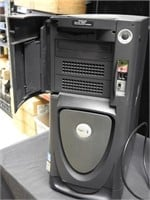 dell computor and monitor