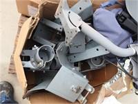 satellite dish frame work parts