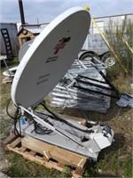 avl satellite dish