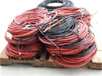 satelitte cables and fiber optic