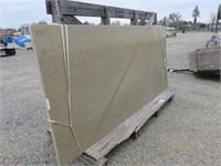 (2) Granite Slabs
