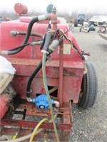 200 Gallon Strip Sprayer