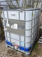 300 gallon food grade water tote
