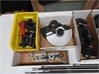 lot of metabo grinder parts