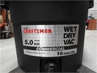 craftsmen wet dry shop cac