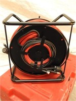 hardigg transport case with reel