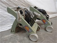 2 cable caddies