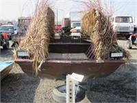 1994 Alumacraft 14' Duck Boat & Trailer