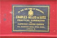 "Charles Hellis Double 12 ga 2.5"" Shotgun"