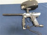 Invert Halo Paint Gun, Co2 Tank & Face Mask