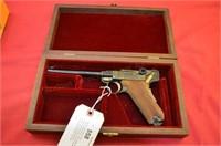 Mauser Luger 9mm Pistol