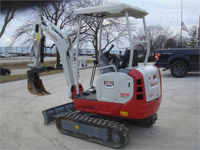 TAKEUCHI TB216 For Rent - 7 Listings | RentalYard com - Page 1 of 1
