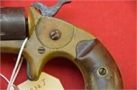Colt Pre 98 Old Line .22RF Revolver