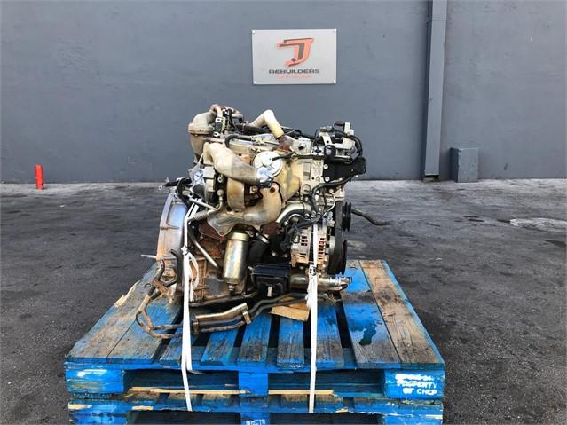 2013 ISUZU 4JJ1 Engine For Sale In Hialeah, Florida