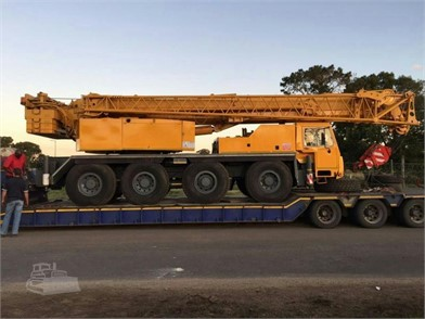 LIEBHERR LTM1070 For Sale - 19 Listings | MachineryTrader