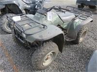 Project 1994 Honda Fourtrax Quad