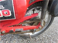 1984 Honda Trail 110 Trail Bike