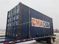 2019 Winter Cincinnati Heavy Equipment Truck and Trailer Auc