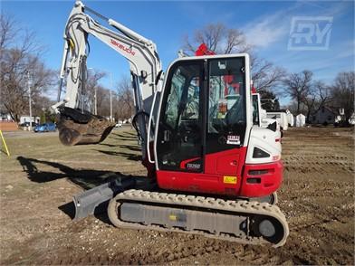 TAKEUCHI Crawler Excavators For Rent - 41 Listings | RentalYard com
