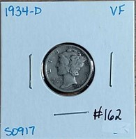 March 2nd. Online-only Coin and Currency Auction
