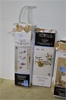Grp, of Open / Damaged Box Shoe Racks