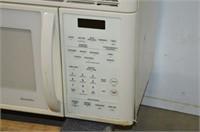 GE Over Range Microwave Oven