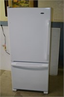Amana Upright Refrigerator with Bottom Freezer