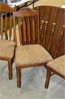 Dining Table with (4) Chairs