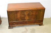 Cedar Lined Chest with Drawer