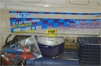 Pit Stop 12V Air Compressor