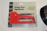 (3) Flashlights and Staple Gun