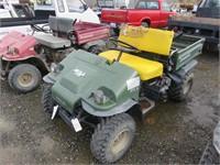 OFF-ROAD Kawasaki Mule 550 ATV